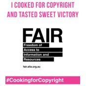 Cooking for Copyright